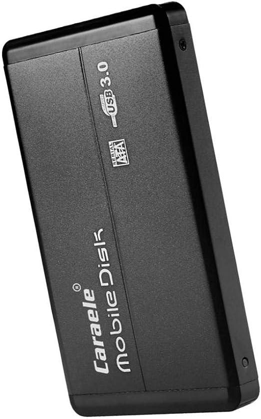 KESOTO 外付け ハードドライブ ポータブル USB3.0 2.5インチ HDDエンクロージャー 金属 - 1T