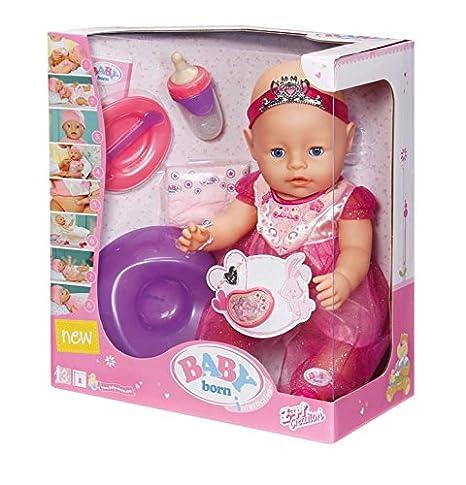 Amazon.com: Baby Born – Interactivo muñeca de Princesa ...