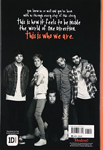 One Direction: Who We Are: Our Official Autobiography ...