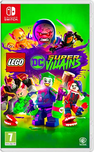 LEGO DC Super-Villains (Nintendo Switch) 1