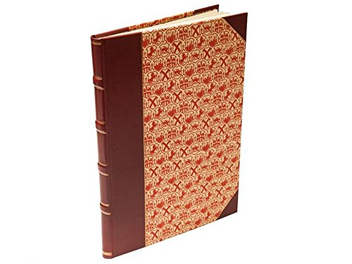 il Torchio - Hand-sewn guest book in leather and paper by Torchio