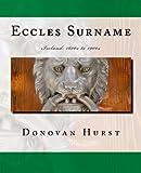 Eccles Surname, Donovan Hurst, 0985134380