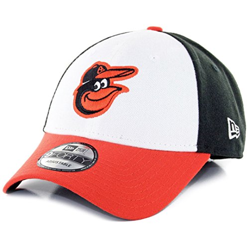 (MLB The League Baltimore Orioles Home 9Forty Adjustable Cap)