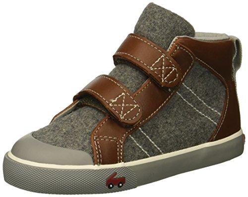 (See Kai Run Boys' Matty Sneaker, Gray Felt, 13 M US Little)