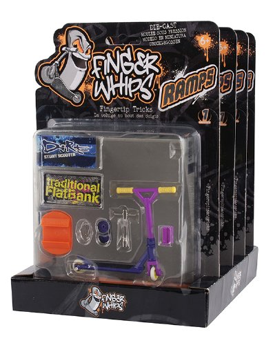 Amazon.com: Finger Whips Series 1 Rampa Pack – Suciedad Pro ...