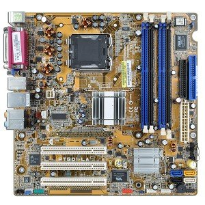915g Motherboard (Asus PTGD1-LA Intel 915G Socket 775 micro-ATX Motherboard w/Video, Audio & LAN)