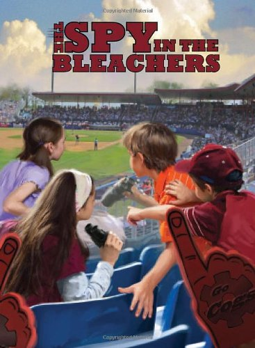 The Spy in the Bleachers - Book #122 of the Boxcar Children