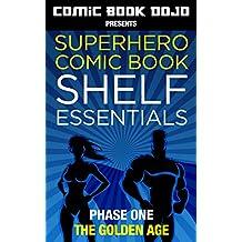 Superhero Comic Book Shelf Essentials