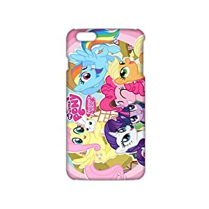 Fortune Lovely Pony 3D Phone Case for iPhone 6