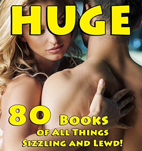 HUGE (80 Books of All Things Sizzling and - Black Women Porn Huge