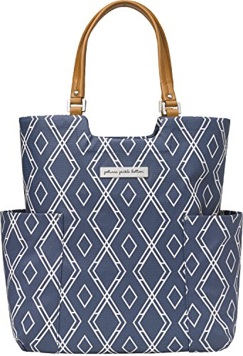 Petunia Pickle Bottom Tailored Tote, ()