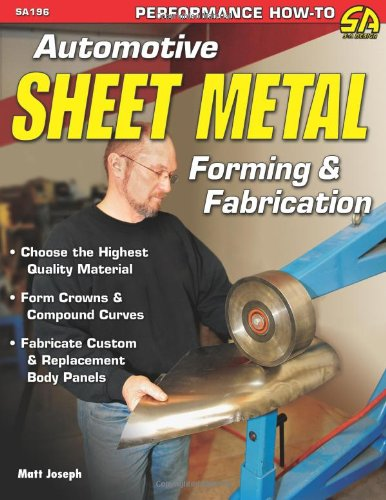 Automotive Sheet Metal Forming & Fabrication (S-A Design)