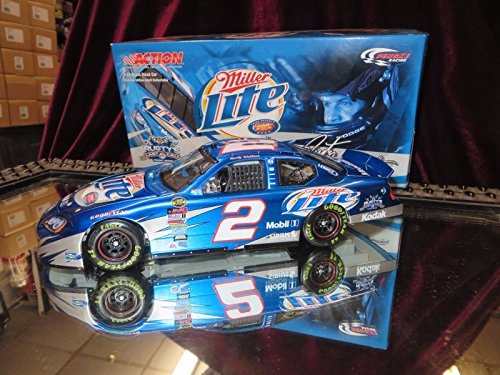 Rusty Wallace #2 2005 Miller Lite Dodge Charger (Rusty's Last Call)