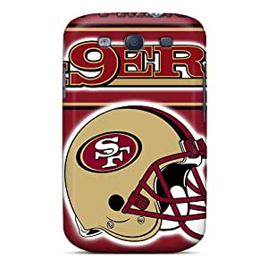 Samsung Galaxy S3 XOf18012esuM Provide Private Custom Beautiful San Francisco 49ers Image Perfect Hard Cell-phone Case -DannyLCHEUNG