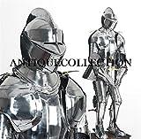 Medieval Reenactment Wearable Breastplate Full Suit of Armor