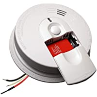 Kidde i4618AC Hardwire Smoke Alarm, 4 Pack