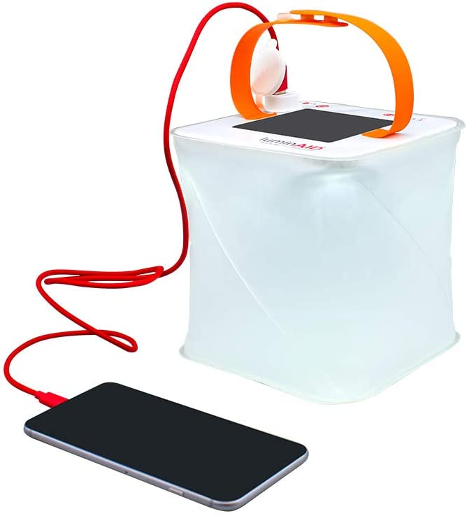 LuminAID PackLite 2-in-1 Phone Charger Lanterns