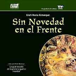 Sin Novedad en el Frente [All Quiet on the Western Front]