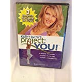 KATHY SMITH PROJECT YOU FAT BURNING FOUNDATION CORE FLEX PILATES CORE STRENGHT LOWER BODY ABS 3 WORKOUTS ON 1 DVD BEACHBODY