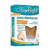 SleepRight Nasal Breathe Aid 3 Count