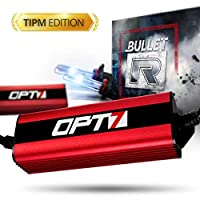 OPT7 Bullet-R HID Kit - All Bulb Sizes and Colors - TIPM Resistor Bundle - 2 Yr Warranty