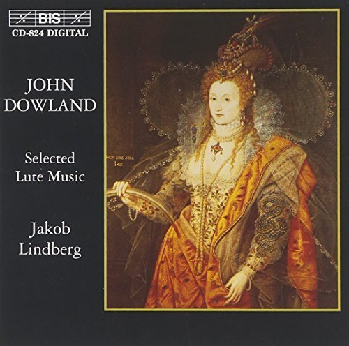 Selected Lute Music (Selected Lute Music by J. Dowland)