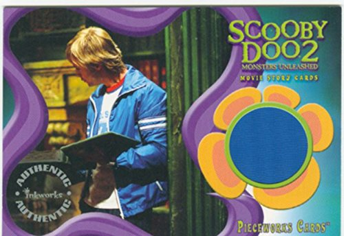 Scooby Doo 2 Monsters Unleashed Movie Pieceworks Card PW1 (Scooby Doo 2 Monsters Unleashed Monsters Cards)