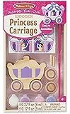 Melissa & Doug DYO Princess Carriage