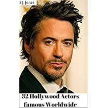 32 Hollywood Actors famous Worldwide