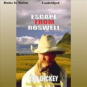 Escape From Roswell Audiobook
