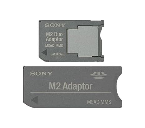 Sony MSACMMDS - Adaptador para Tarjetas de Memoria, Gris