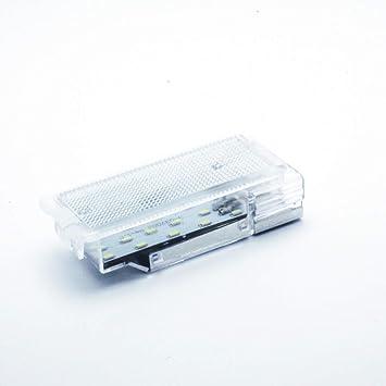 1x LUZ DE MALETERO LED 1007 206 206+ 207 307 EXPERT 208 2008 3008 5008