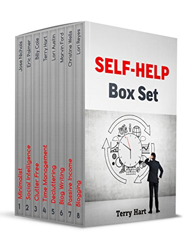 Self-Help Box Set: 50 Useful Blogging Tips, 25 Amazing Ideas for Starting an Online Business, and 55+ Decluttering and Other Tips (House Austin Cleaning)