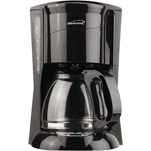 The BEST BRENTWOOD 12CUP COFFEE MAKER BLK