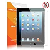 Archshield – iPad 2, 3 & 4 Premium Anti-Glare & Anti-Fingerprint (Matte) Screen Protector 2-Pack – Retail Packaging (Lifetime Warranty)