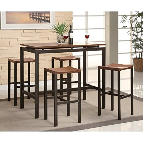 Coaster Home Furnishings 150097 5-Piece Casual Dining Room S