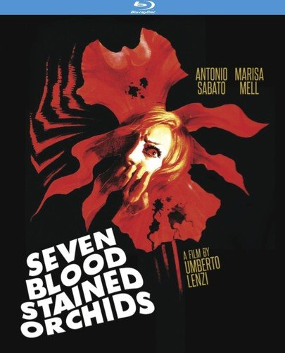 (Seven Blood Stained Orchids (Special Edition) aka Sette orchidee macchiate di rosso [Blu-ray])