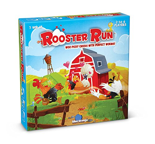 Rooster Run Game (Chicken Run Game)