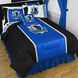 NBA Dallas Mavericks King Comforter Set Basketball Logo Bed