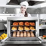 KITMA 66L Countertop Convection Oven - Commercial