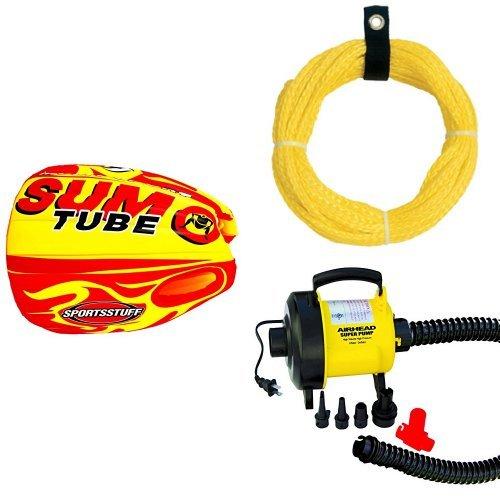 Sportsstuff Sumo & Splash Guard Combo Rope and Pump - Guard Sumo Splash