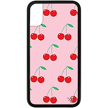 more photos 33517 f319c Wildflower Limited Edition iPhone Case for iPhone X and XS (Pink Cherries)
