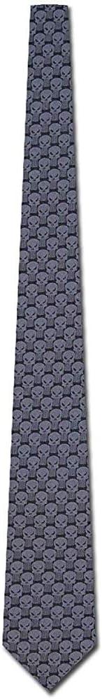 Corbata Marvel The Punisher Skinny Tie Corbatas Cómicas Para ...