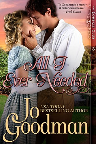All I Ever Needed (The Compass Club Series, Book 3) cover