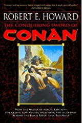 The Conquering Sword of Conan (Conan the Barbarian Book 3) Kindle Edition