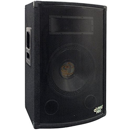 12' 2 Way Loudspeaker System - Pyle-Pro PADH879 300 Watt 8'' Two-Way Speaker Cabinet