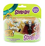 Scooby Doo Mystery Mates Figures Twin Pack - Scooby Astronaut & Dracula