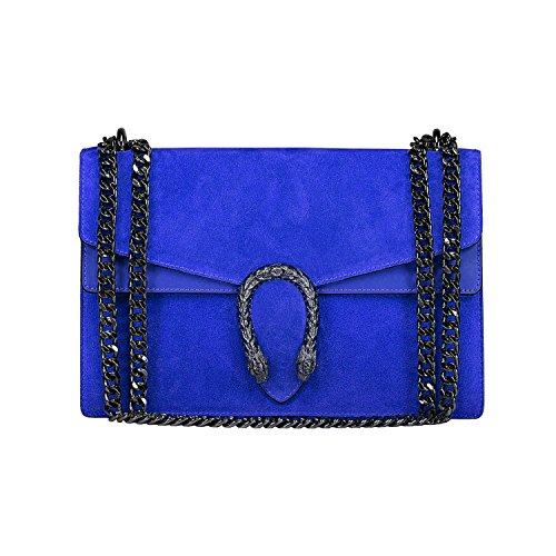 Blue Gucci Handbag - 1
