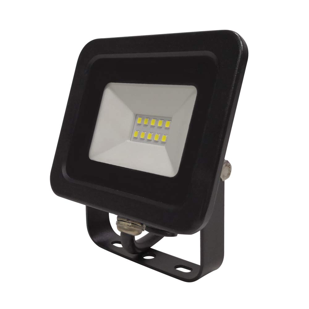 10W LED Fluter mit Bewegungsmelder 3 modi f/ür Garten,Garage,Hof oder Hote LED Strahler IP65 wasserdicht Aluminium Scheinwerfer Licht Warmwei/ß