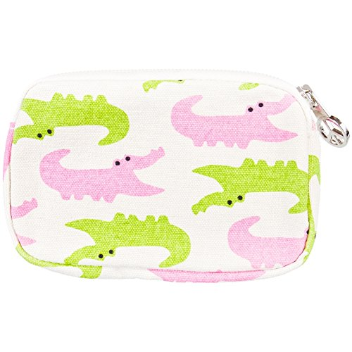 Alligator Pink Green...